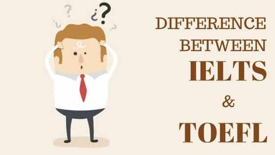 آزمون آیلتس با تافل چه تفاوتی دارد؟
