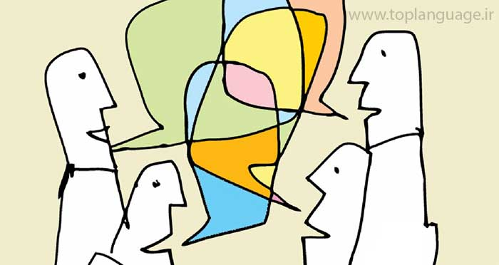 آموزش موثر مکالمه زبان