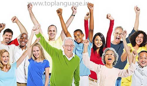 گفتگو و مکالمه به زبان انگلیسی