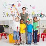 آموزش زبان دوم برای کودکان