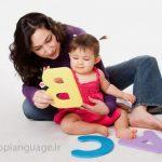 چگونه به کودکانمان حروف الفبای انگلیسی آموزش دهیم