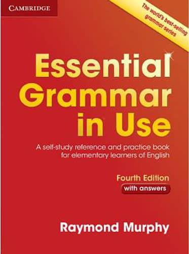 کتاب تقویت گرامر زبان انگلیسی Essential Grammar in Use