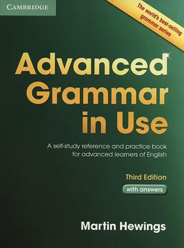 کتاب ارتقا گرامر زبان Advanced Grammar in Use