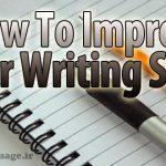 چگونه مهارت رایتینگ یا نوشتن را تقویت کنیم؟