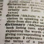 استفاده از دیکشنری برای یادگیری کلمات جدید انگلیسی