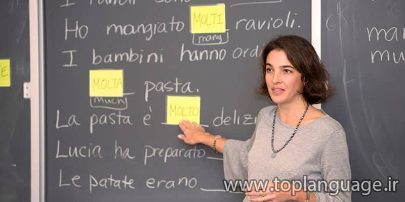 یادگیری زبان ایتالیایی چقدر طول می کشه؟